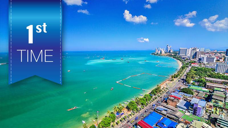 Thiên đường du lịch Pattaya