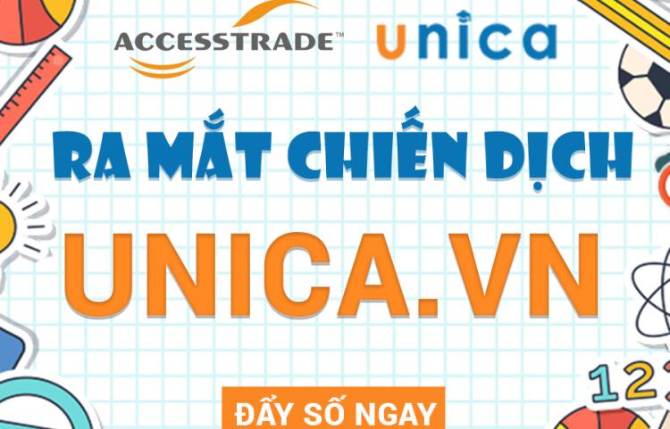 Ra mắt chiến dịch UNICA Trên hệ thống ACCESSTRADE