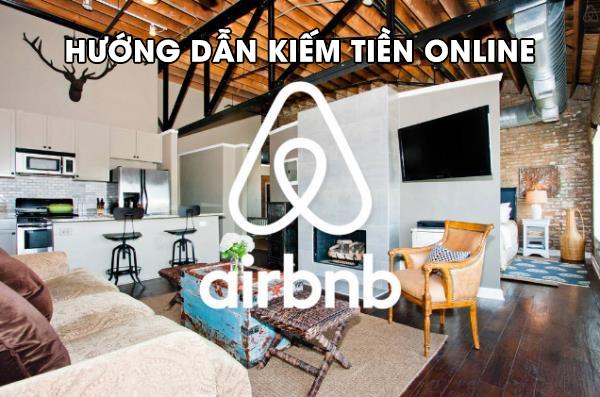 Hướng dẫn kiếm tiền online với Airbnb
