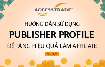 huong dan su dung Publisher Profile