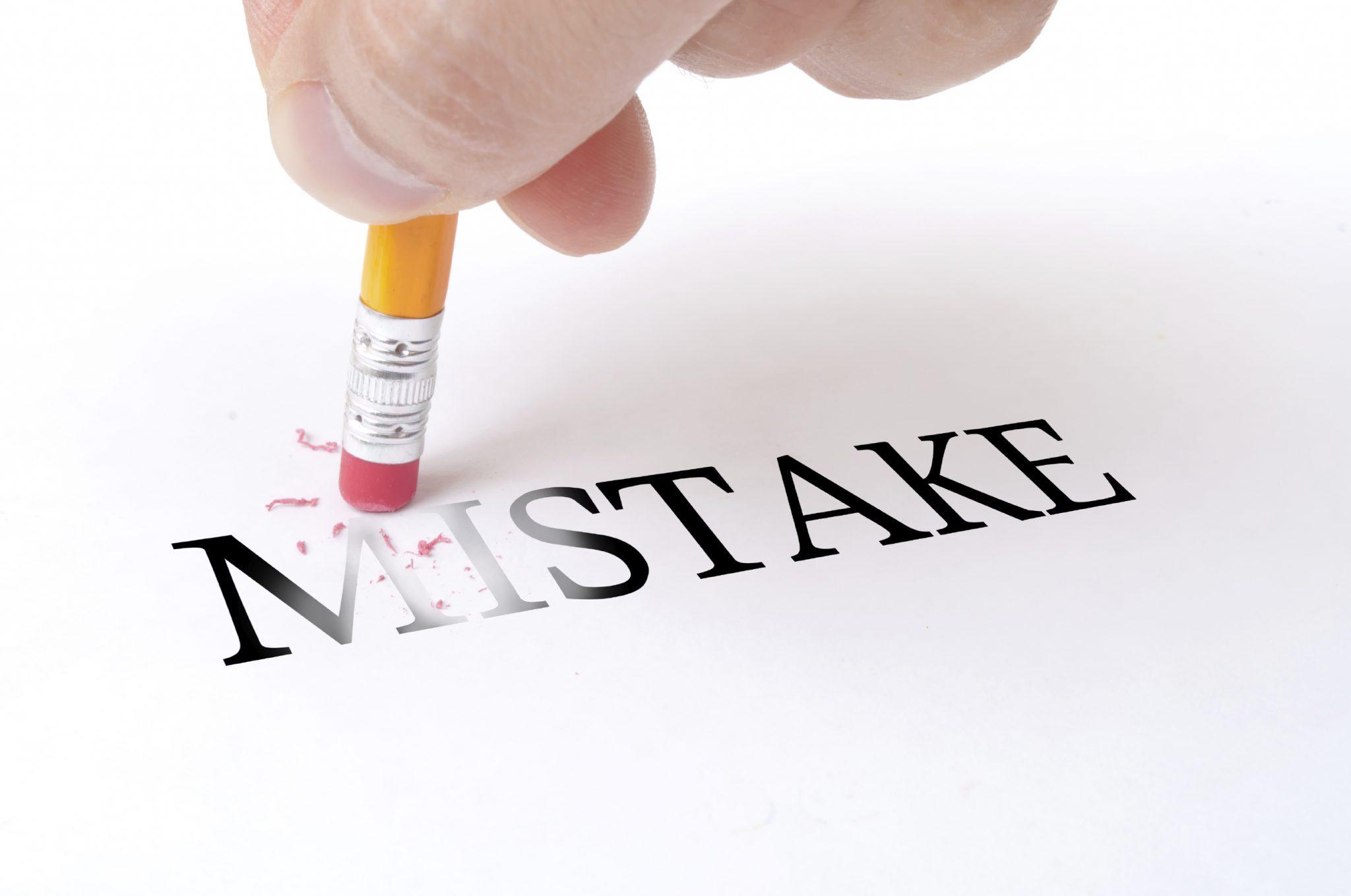 Kinh nghiệm làm tiếp thị liên kết - 5 sai lầm nên tránh