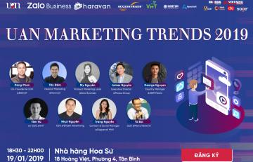UAN Marketing Trends 2019