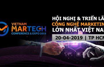 ACCESSTRADE đồng hành cùng sự kiện Vietnam Martech Conference & Expo 2019