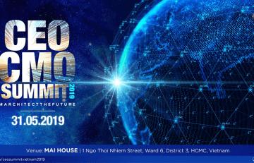 Hội nghị CEO&CMO Summit 2019