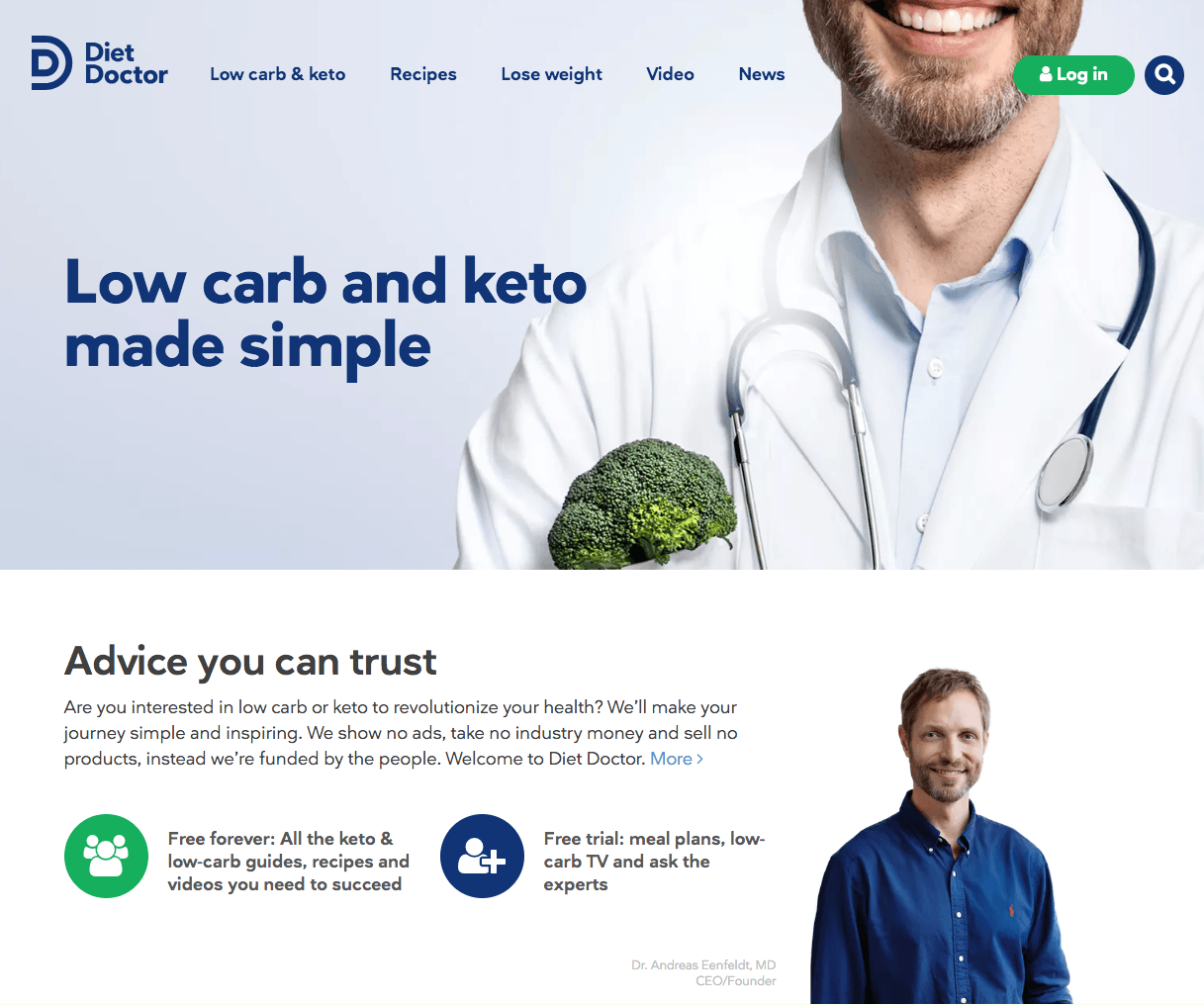diet-doctor-homepage