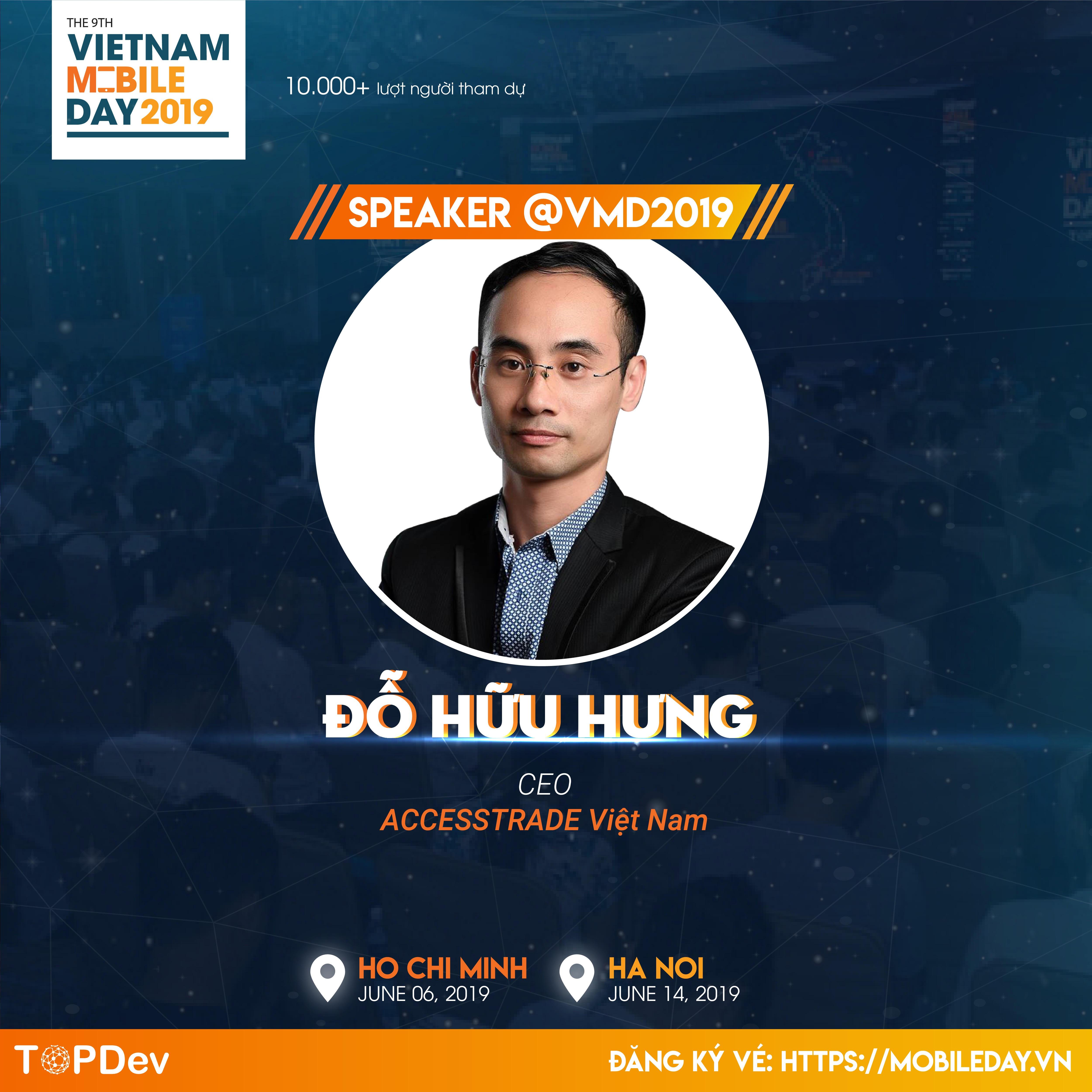 ACCESSTRADE đồng hành cùng Vietnam Mobile Day 2019