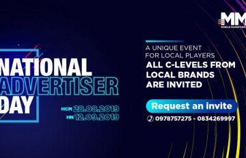ACCESSTRADE Đồng hành cùng sự kiện National Advertiser Day 2019