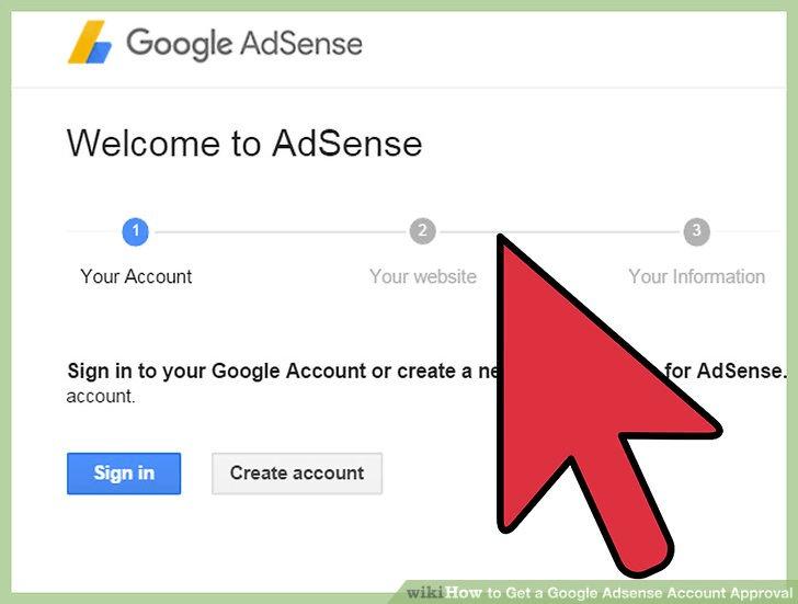 Tài khoản adsense là gì? Điều kiện để đăng ký thành công một tài khoản Google Adsense (GA) 1