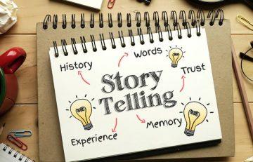 storytelling nghệ thuật kể chuyện