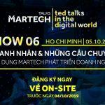 ACCESSTRADE đồng hành cùng sự kiện martech talks 06