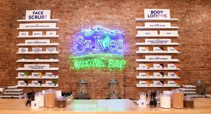 St Ives selling direct to consumer with personalized products