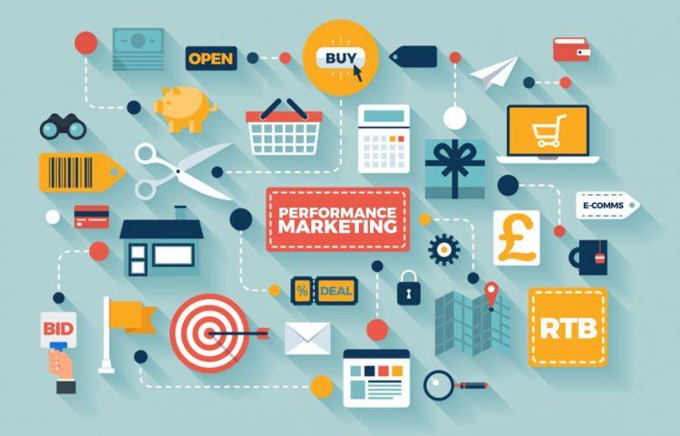 áp dụng performance marketing
