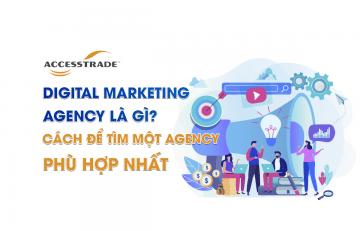 Digital marketing agency là gì?
