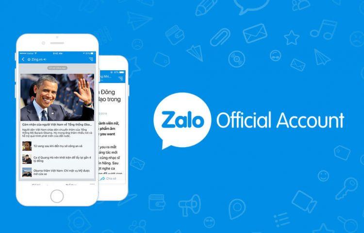 Tạo Zalo Page và mở shop kinh doanh (Zalo Official Account) siêu dễ